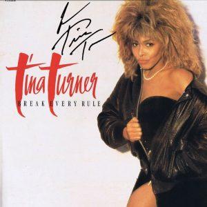 """Cómo se gestó """"Break Every Rule"""", uno de los mejores discos de Tina Turner"""