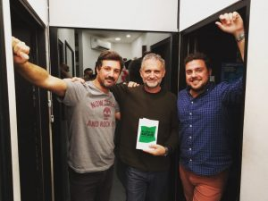 """Sergio Pujol en Anochece Ferpecto: """"El Año de Artaud"""""""