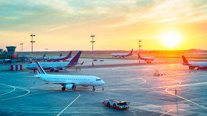 Lo normal es paranormal: aeropuertos