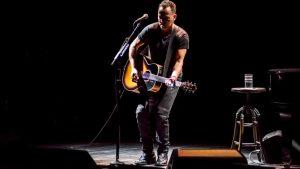 El detrás escena en la inspiración de Bruce Springsteen