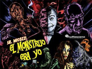"""""""El monstruo era yo"""", la nueva obra de humor de Pablo Micozzi"""
