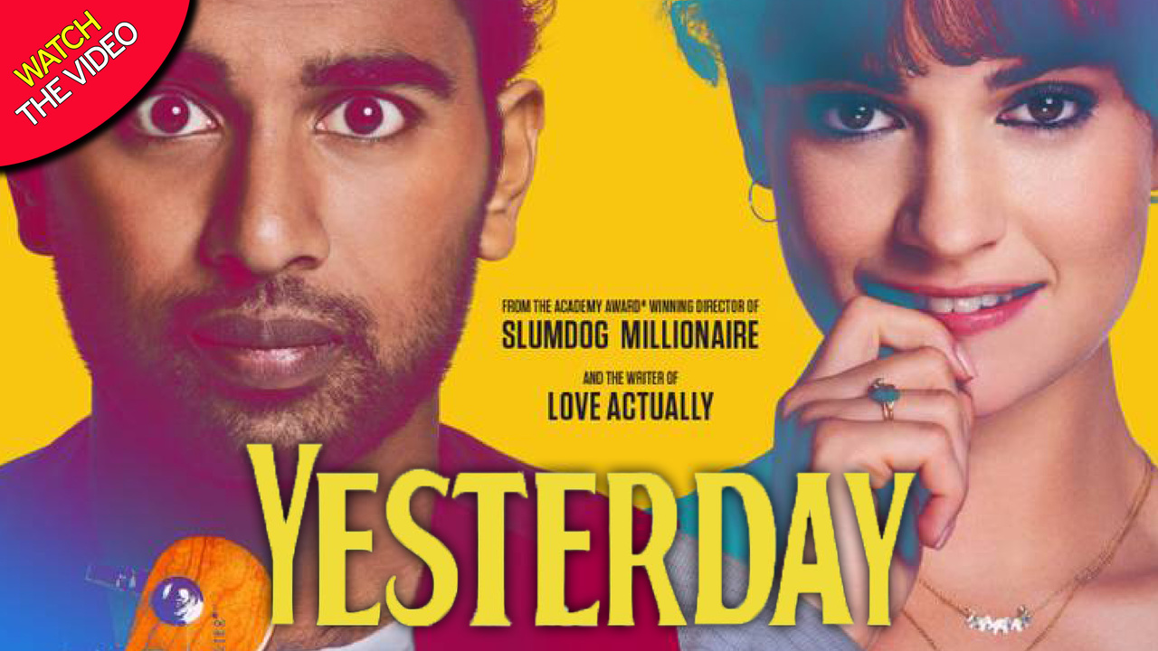 """Mirá el nuevo tráiler de """"Yesterday"""" - Radio Cantilo"""