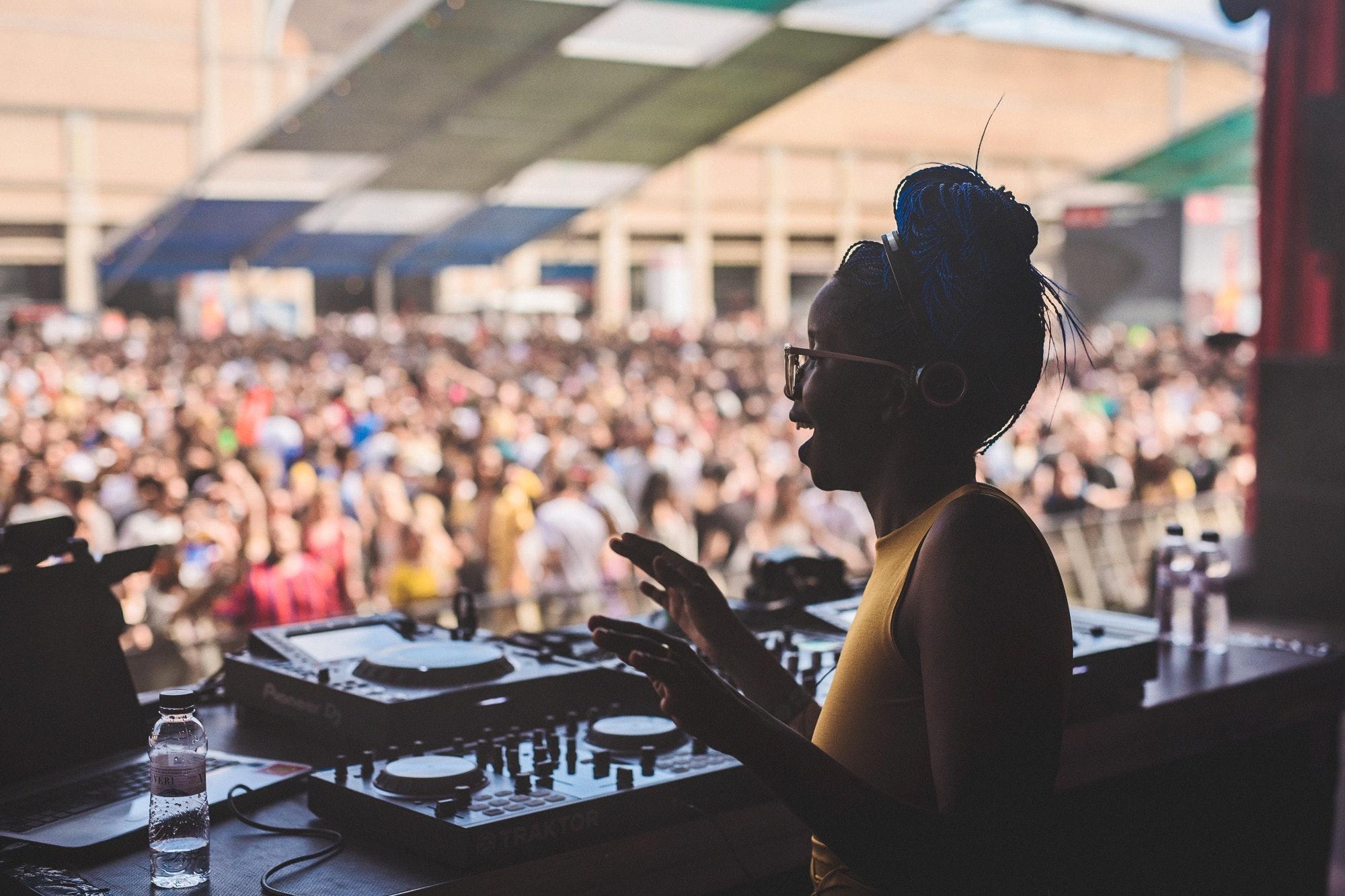 Conexiones: África y electrónica en un mismo lugar - Radio Cantilo