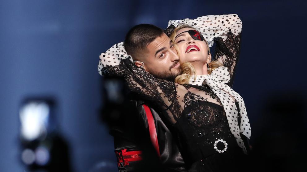 Se armó la grieta con Madonna - Radio Cantilo