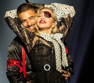Se armó la grieta con Madonna