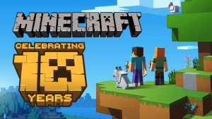 Los 10 años del videojuego más improbablemente exitoso de la historia: Minecraft