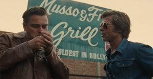 "Mirá otro adelanto de ""Once Upon A Time In Hollywood"""