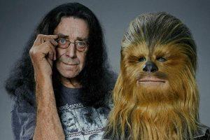 Adiós, querido Chewbacca