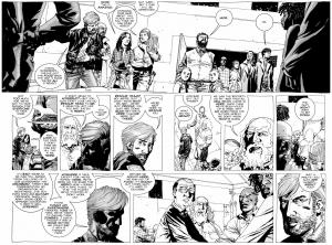Punto de Fuga: The Walking Dead – Seguridad Bajo los Barrotes