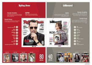 Rolling Stone desafía a Billboard con su propio ranking musical