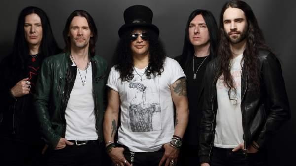 Slash sacudió Rosario y así vivimos la previa del sábado - Radio Cantilo