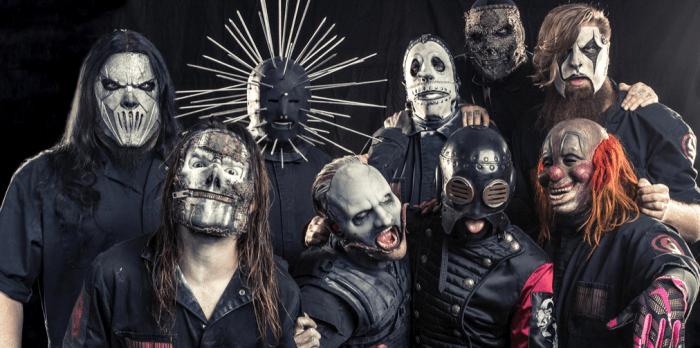 Se terminó el misterio: ¡Slipknot reveló sus nuevas máscaras! - Radio Cantilo