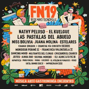 """¡Nos vemos en la 5° edición del """"Festival Nuestro""""!"""