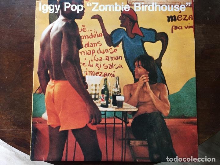 Iggy Pop ahora es un dibujo animado - Radio Cantilo