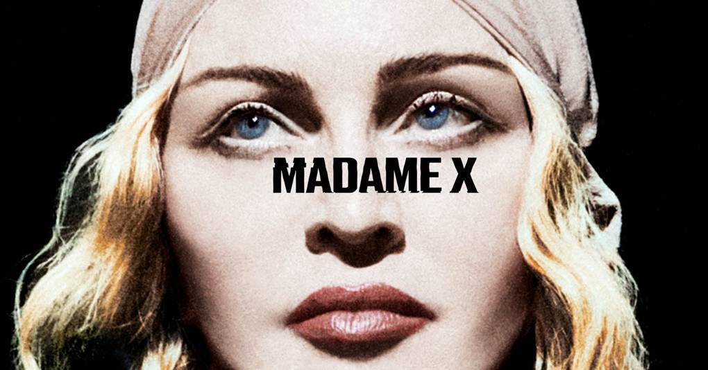 """Paladar Pop: """"Madame X"""" de Madonna - Radio Cantilo"""
