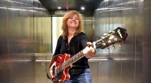"""Celeste Carballo: """"Para que la mujer lidere una banda, primero tiene que hacerlo en su casa"""""""