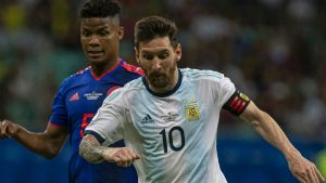 El Ruso Verea analizó el comienzo de la Copa América
