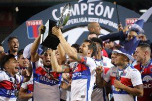 El Ruso Verea habló del campeonato de Tigre