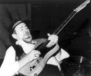 Anécdotas Imprecisas del Rock: Roy Buchanan