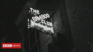 "Flyer, ""The Bamboo Club"""