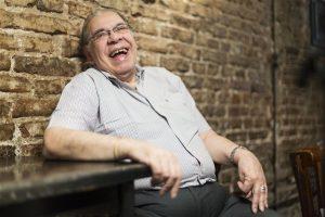 """Enrique Pinti: """"Estamos en la época del panqueque y de la ensalada de fruta"""""""