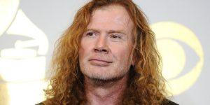Dave Mustaine dio malas noticias