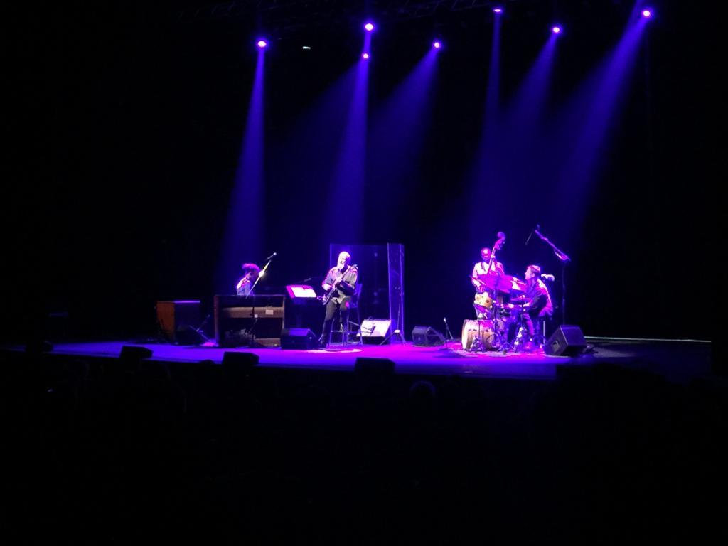 John Scofield en Argentina: una noche de jazz para el alma - Radio Cantilo