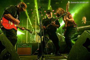 Las Pelotas se preparan para rockear en el microestadio Atenas