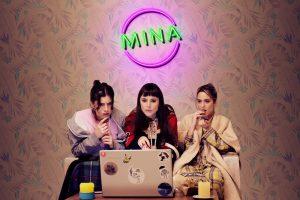 MINA, una serie platense creada para Instagram