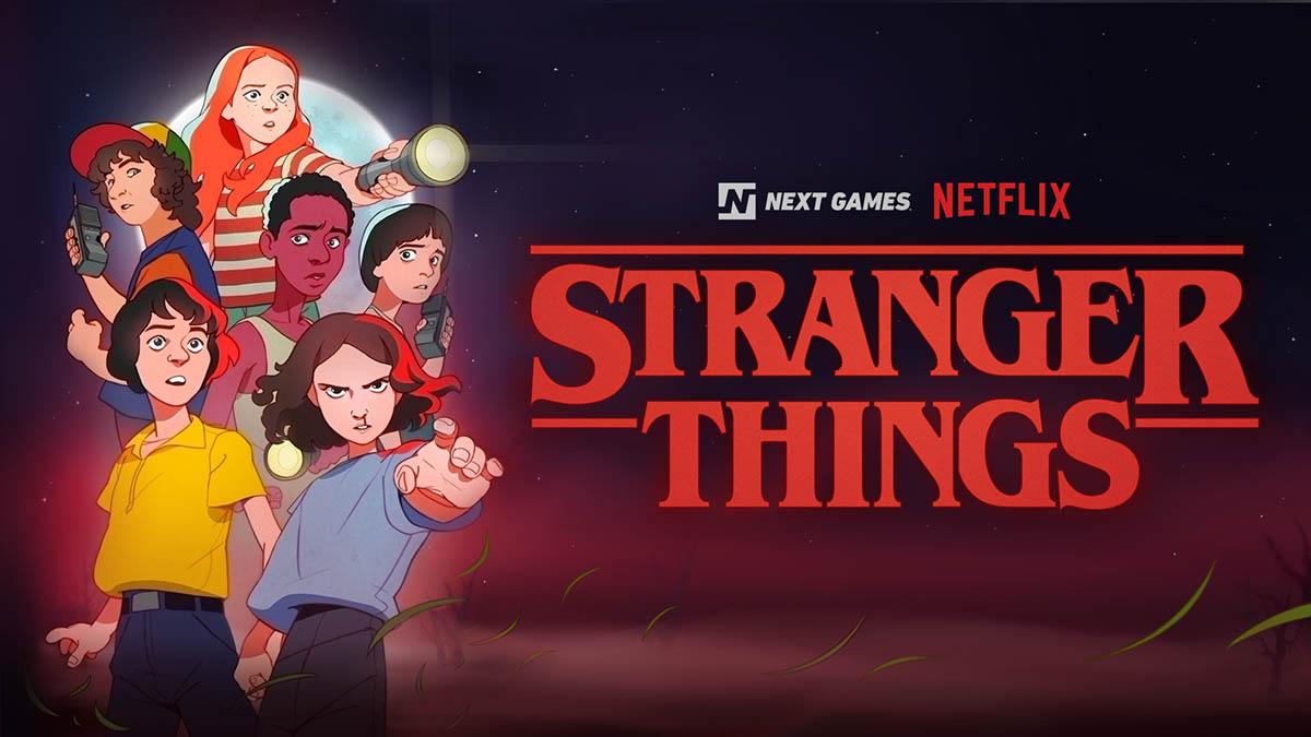"""Netflix anunció la salida del videojuego de """"Stranger Things"""" - Radio Cantilo"""