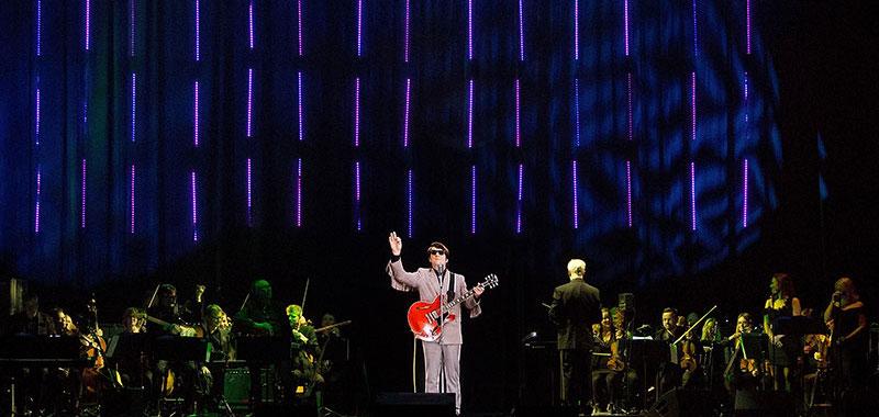 """Buddy Holly y Roy Orbison se unen para una """"gira holograma"""" - Radio Cantilo"""