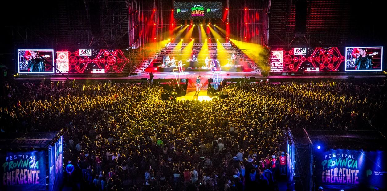 "¡Vení al festival ""Provincia Emergente 2019""! - Radio Cantilo"