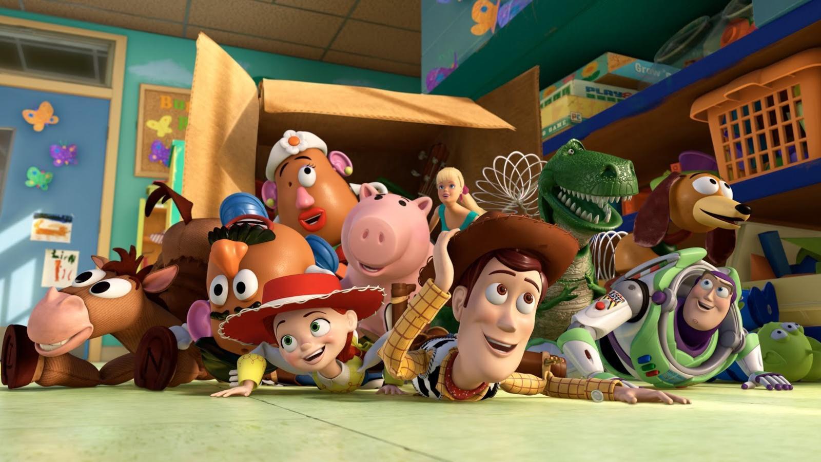 La última caricia de Toy Story - Radio Cantilo