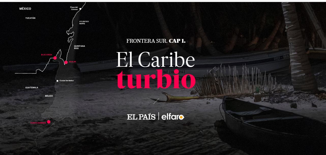 """""""El Caribe Turbio"""": los negociados y la migración en la frontera desconocida - Radio Cantilo"""