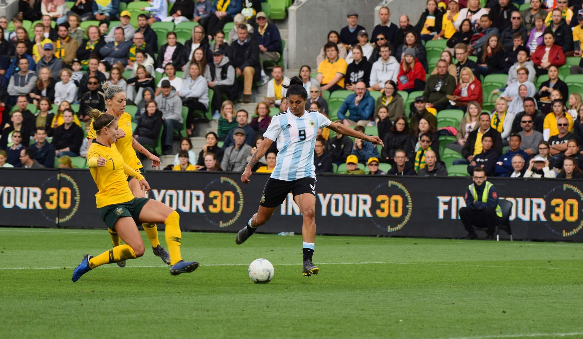 El mundial de las pibas: Argentina enfrentará a Escocia en un partido histórico - Radio Cantilo