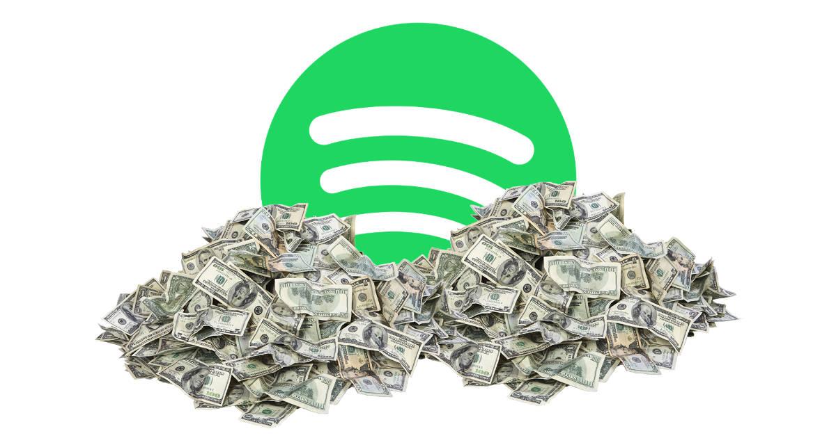 Spotify les reclamará dinero a las bandas - Radio Cantilo