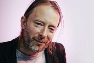 Thom Yorke lanzó canciones inéditas