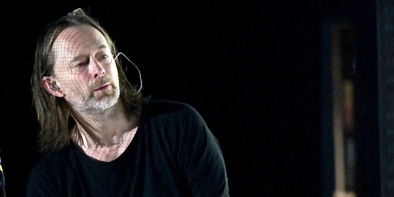 Thom Yorke anunció el lanzamiento de un disco solista - Radio Cantilo