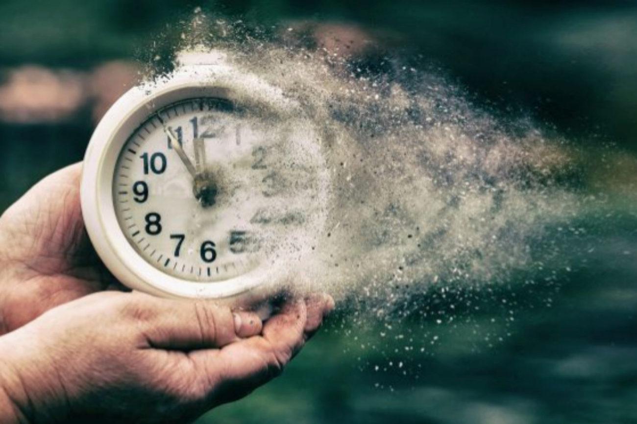 Vaso medio lleno, vaso medio vacío: resistir al paso del tiempo - Radio Cantilo