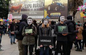 El activismo vegano y un debate mundial