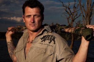 De francotirador a luchar contra la caza: la historia de Demian Mander