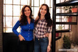 """Lorena Muñoz: """"Estoy encantada con la propuesta del microteatro"""""""
