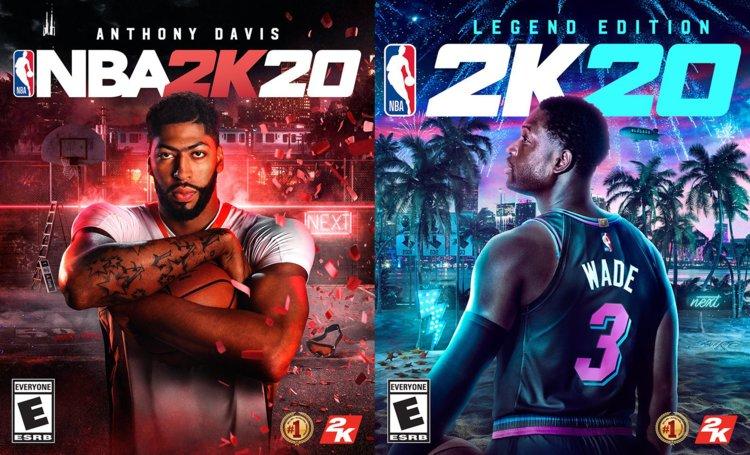 Todo lo que tenés que saber sobre la salida del NBA 2K20 - Radio Cantilo