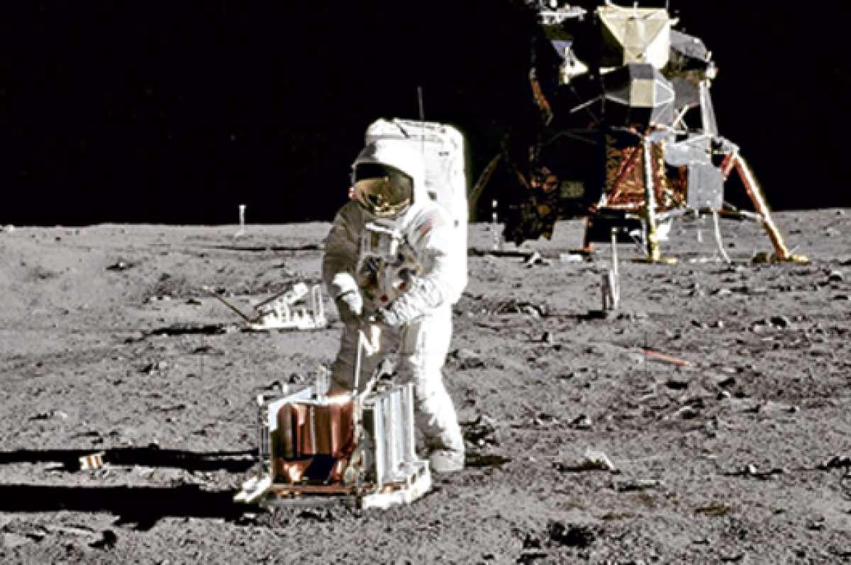 Apollo 11: las fotografías de una día histórico - Radio Cantilo