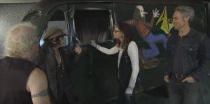 Aerosmith recuperó la camioneta que usaban en los '70