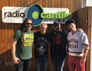#BuenosMomentos: ¡Machito Ponce, Jazzy Mel, King Africa y BB Sanzo juntos!