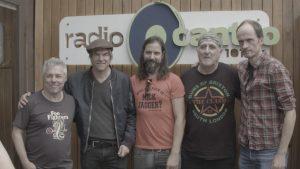 #BuenosMomentos: El día que los Die Toten Hosen llegaron a Radio Cantilo