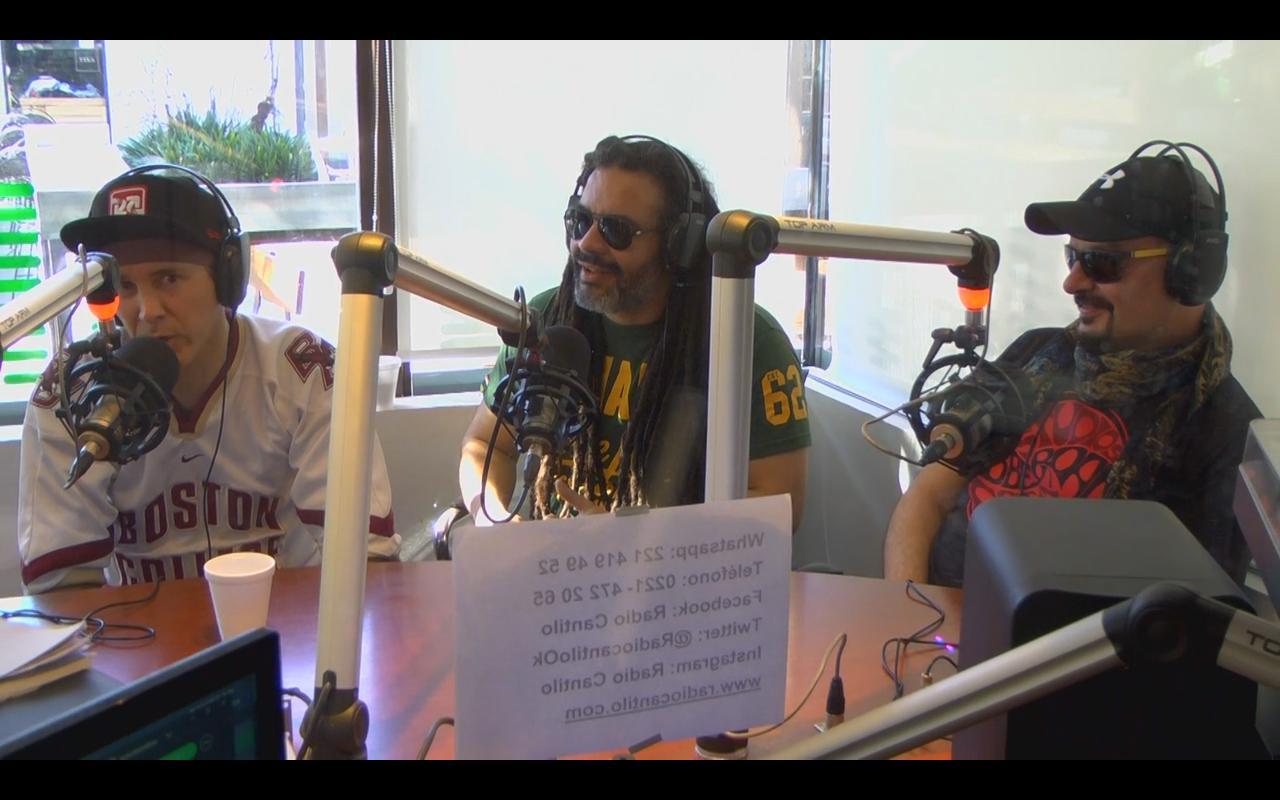 #BuenosMomentos: ¡Machito Ponce, Jazzy Mel, King Africa y BB Sanzo juntos! - Radio Cantilo