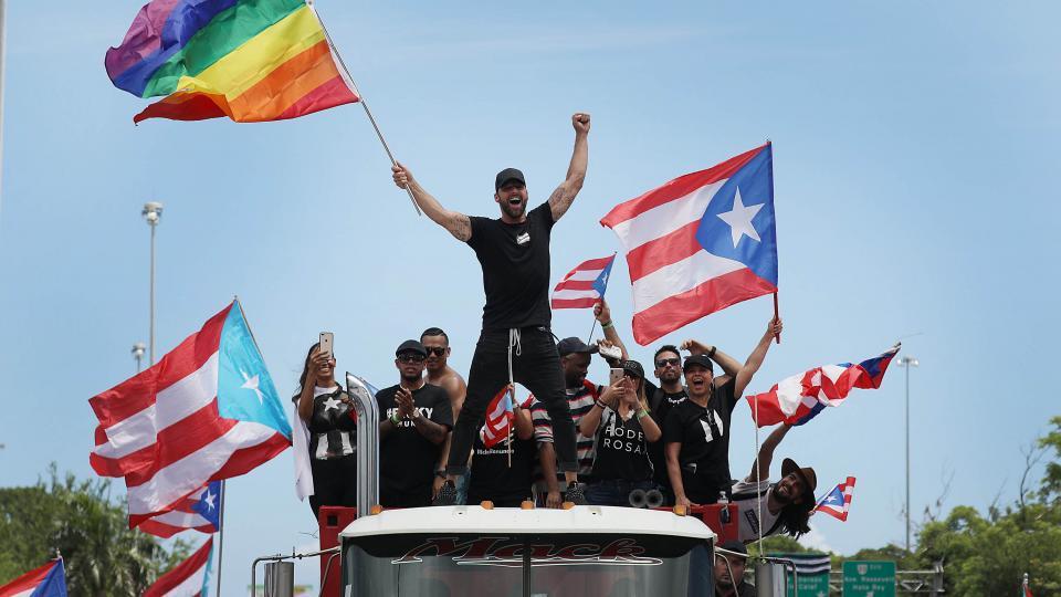 Ricky Martin libera países y Suena Tremendo - Radio Cantilo