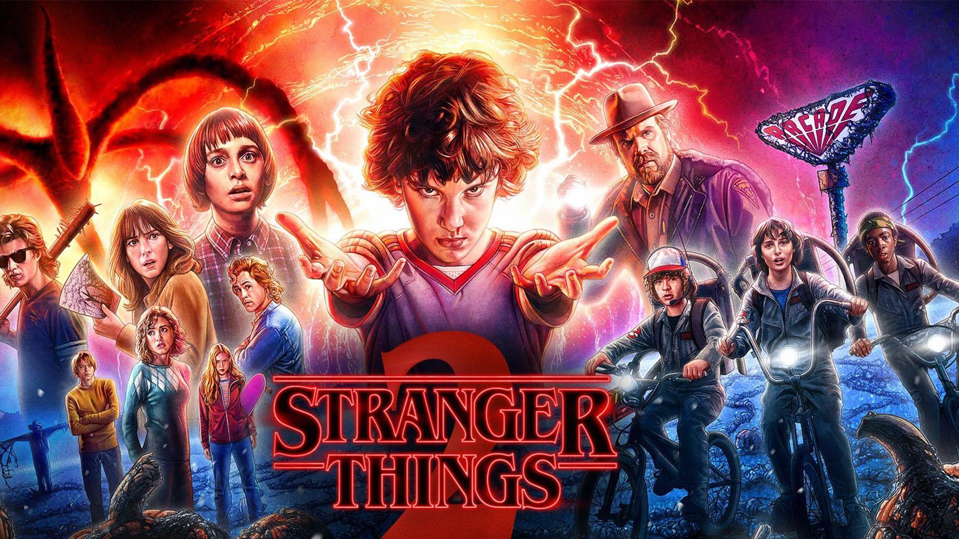 Especial: Stranger Things - Radio Cantilo
